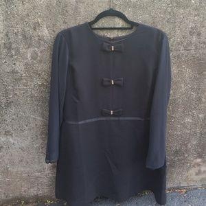 Maison Jules Dresses - Maison jules black bow dress